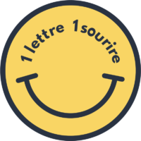 1 letter 1 smile
