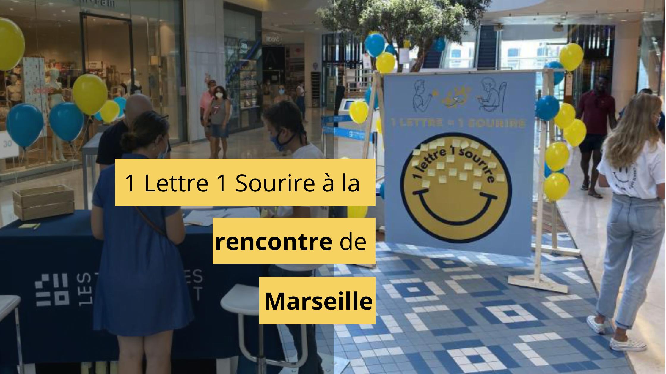 1 Lettre 1 Sourire à Marseille