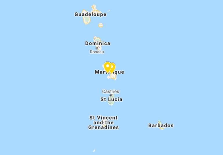 Who gets your letters - image présence en Martinique