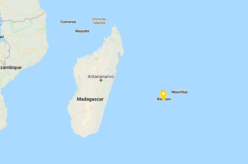 Image : présence à La Réunion d'1 lettre 1 sourire