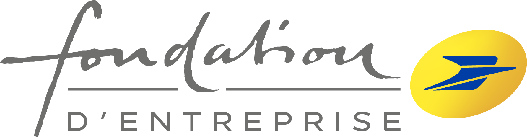 logo fondation poste